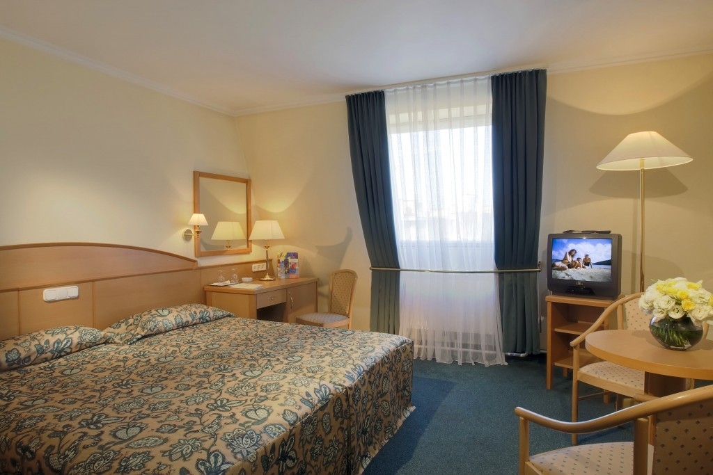 Danubius Hotel Erzsébet City Center_room double
