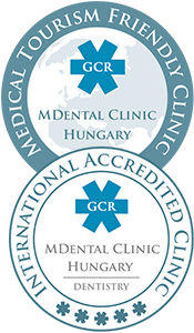 MDental Clinic Hungary was awarded International Accreditation and Tourism Friendly Clinic by GCR