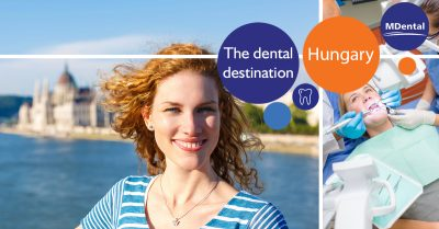 Why is Hungary the main dental destination country in Europe?