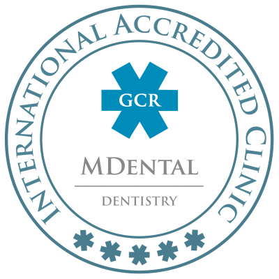 MDental Clinic Hungary_GCR Accreditation