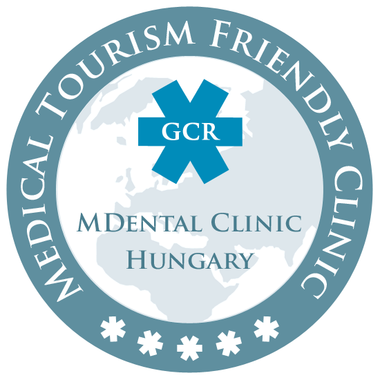 MDental Clinic Hungary received Medical Tourism Friendly Clinic Badge from GCR
