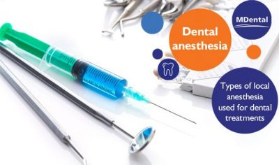 What is dental anesthesia afterall?