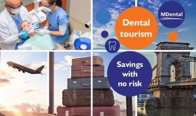 Dental treatment in Hungary - Savings with no risk